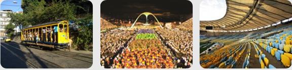 Carnival & Samba in Rio de Janiero, brazil